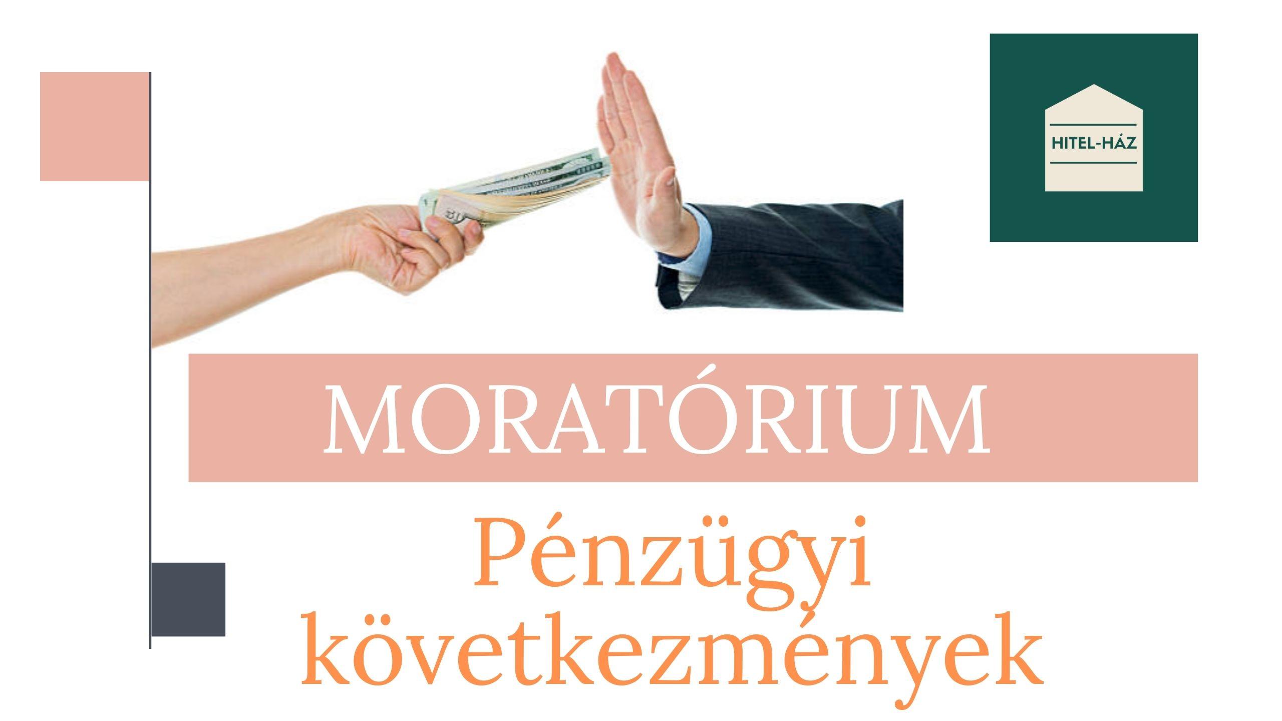 A fizetési moratórium egyik legkomolyabb mellékhatása